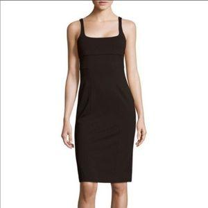 Diane Von Furstenberg Sheath Midi Dress